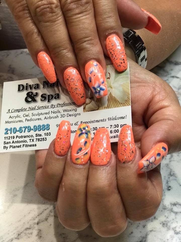 Diva Nails Spa